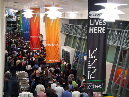 Discovery lives here @ TechEd