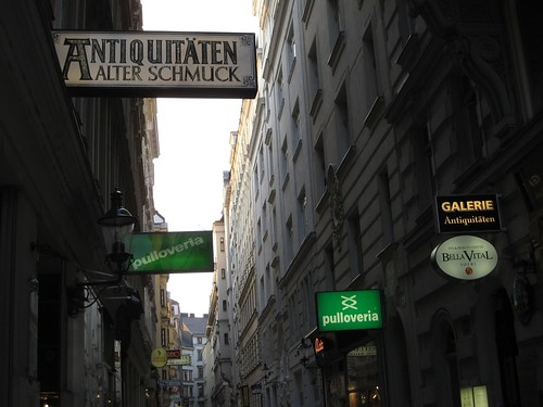 Curious signage