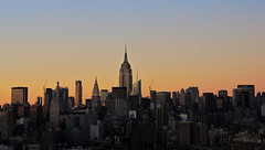 (Badison) Tags: city nyc newyorkcity blue roof sunset summer sky urban orange black love rooftop yellow skyline buildings lens grey evening nikon view unity north gray hires midtown esb empire prints empirestatebuilding empirestate gothamist nikkor dslr organization sangria clearsky density latesummer urbanite 18200mm tumultuous urbanites d80 nicetemperature ribsmashedpotatoesandsangriamadeconsumedwithfriends corporatedistrict tumultuousunity