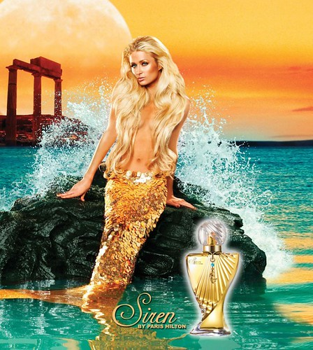 siren by paris hilton