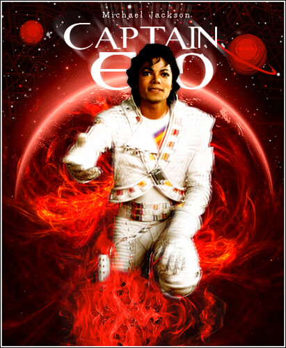 Michael Jackson - Captain EO by TheLean.