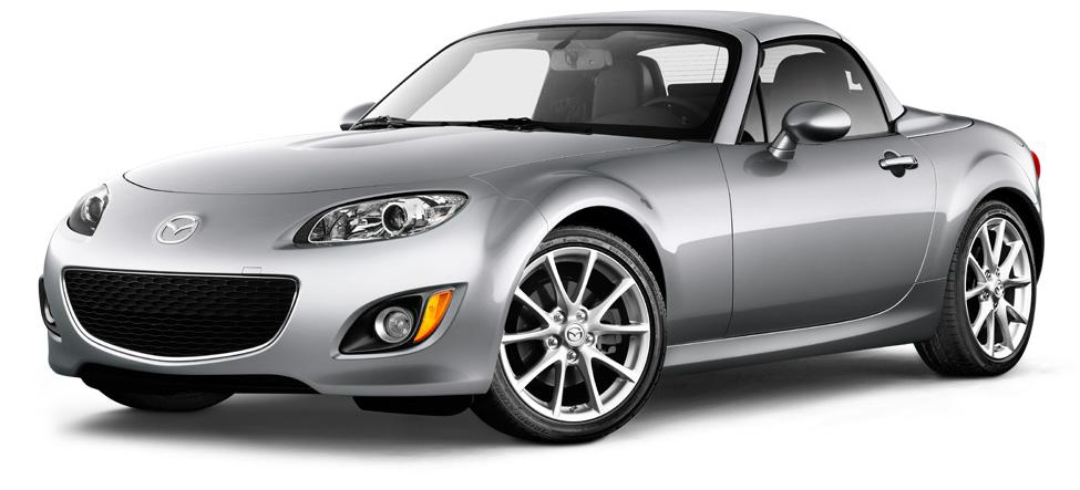 Mazda MX-5 4-wheel discs, ABS