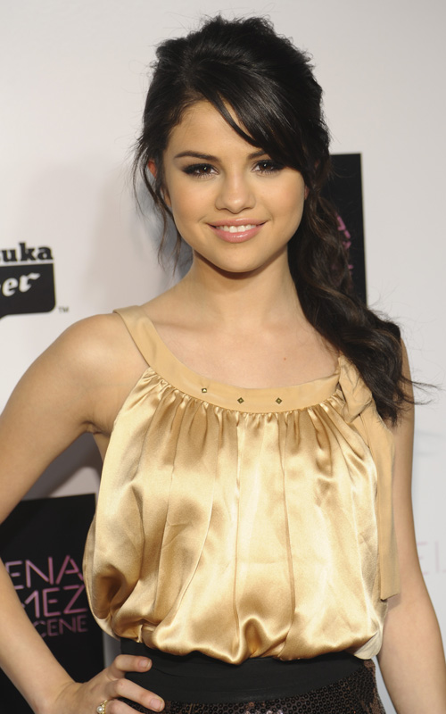Onitsuka Tiger's Selena Gomez And The Scene Record Release Party - Carpet