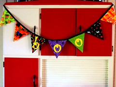 Boo Banner (BusyLittleQuilter) Tags: banners applique halloweendecorations