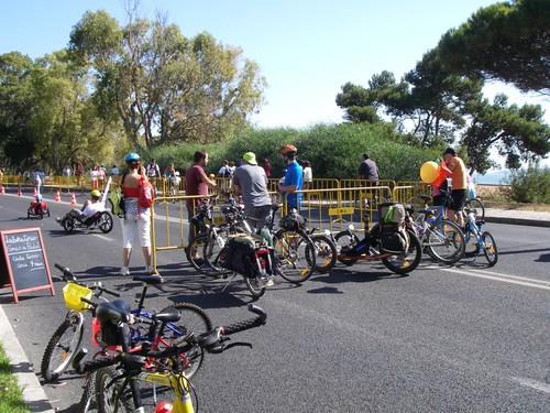 LabCaP @ Marginal Sem Carros 2009