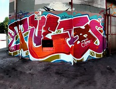 ruets () Tags: graffiti los al angeles otr letter seventh exchange pdb tsl ruets t7l