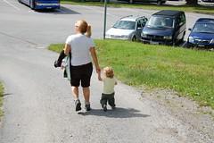 Mutter und Tochter (manusilvio) Tags: germany austria zugspitze