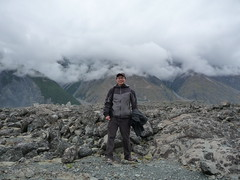 Around Mt. Cook (knsalim) Tags: newzealand mountcook 30september2009