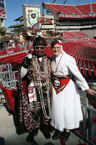 Tampa Bay Buccaneers versus Carolina Panthers