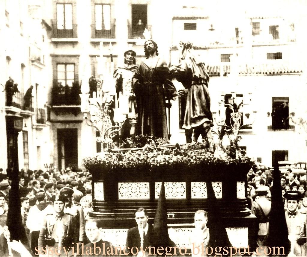 Nuestro Padre Jesús Despojado de sus Vestiduras 1941jpg