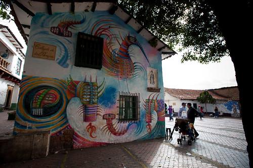 4053594615 0265de84c4 Bogotá. Entre el oro y la Candelaria