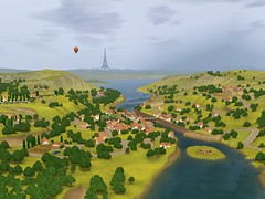 Murano: France - Overview por The Sims 3 Simposium