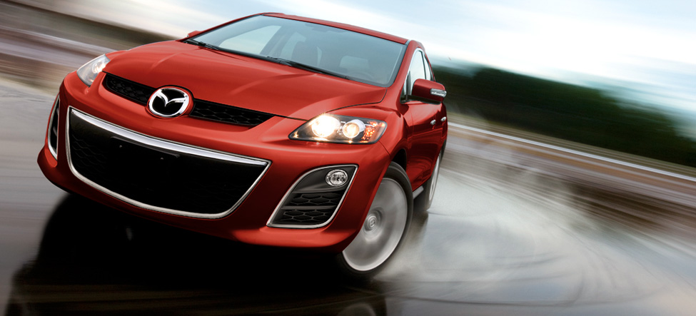 Mazda CX-7 All-Wheel Drive