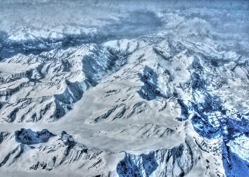 フリー画像| 自然風景| 山の風景| 雪景色| スイス風景| アルプス山脈|      フリー素材|
