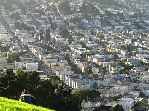On Bernal Hill