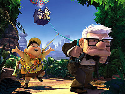 """Up"" (Pixar/Disney)"