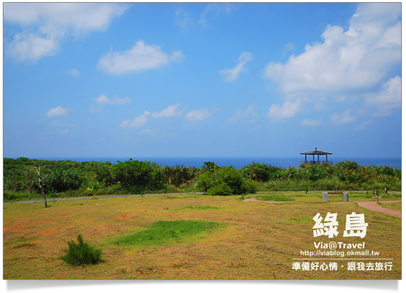綠島旅遊-梅花鹿生態園區