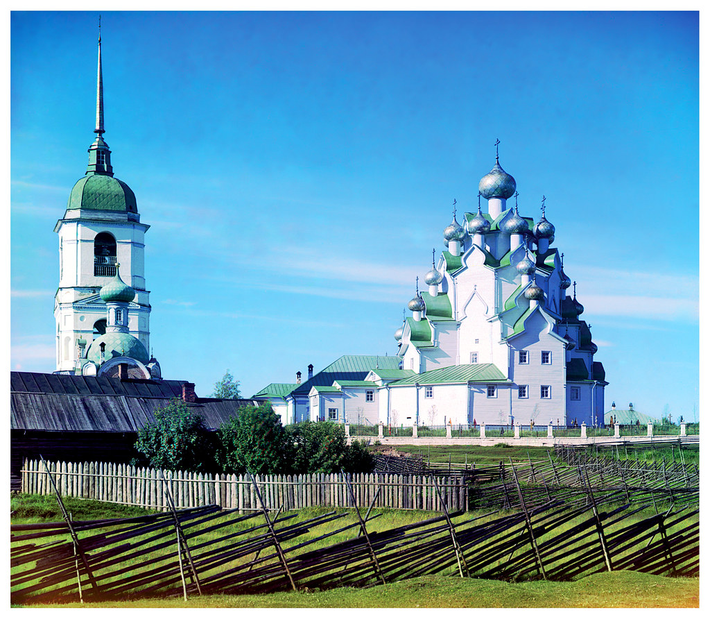 Church of the Intercession at Vytegra