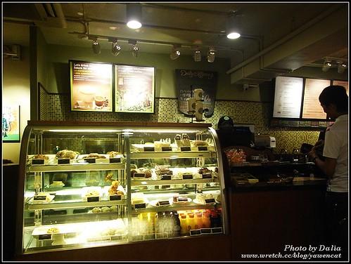 大貓紋 拍攝的 Starbucks。
