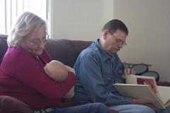 Lori, Logan and Glenn