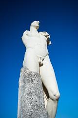 no hugs, no mind, no sex... no man (Jorge Badolato) Tags: sculpture sevilla nikon seville escultura nikkor f28 1735mm italica santiponce d700