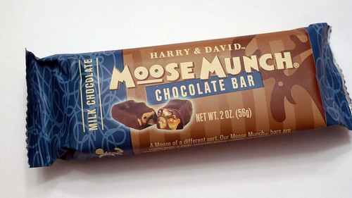 Moose Munch - Milk Chocolate Bar