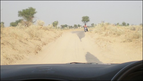 "On the ""road"" to Jaisalmer"