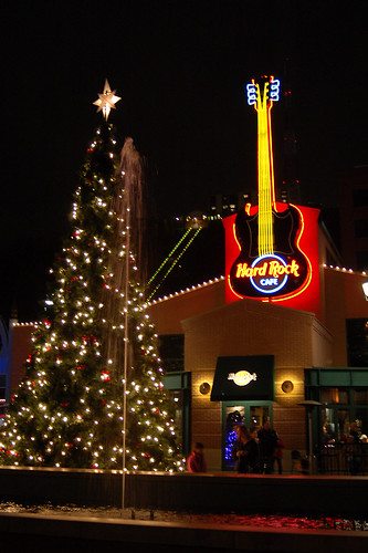 Hard Rock Cafe Pittsburgh Station Square