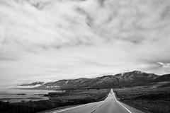 Highway 1 (Benjamin Bloom) Tags: california road blackandwhite mist delete10 delete9 delete5 delete2 delete6 delete7 save3 delete8 delete3 delete delete4 save save2 highway1 save4 save5 dramaticclouds deletedbydeletemeuncensored