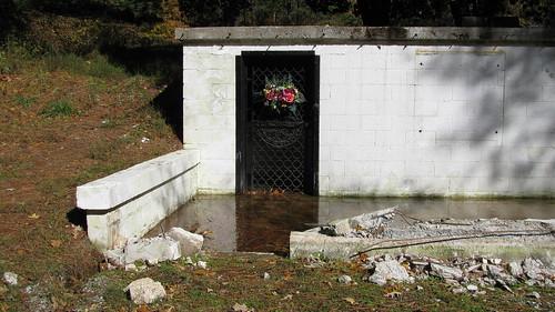Murdock's Mausoleum