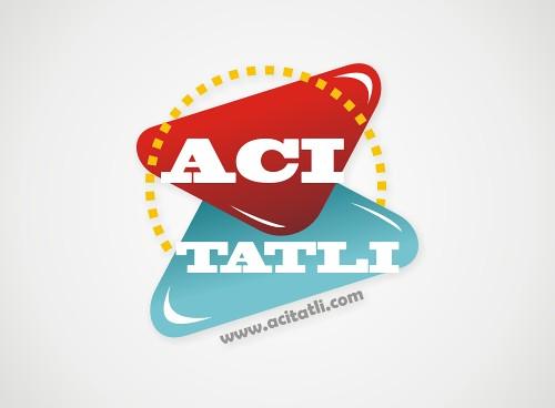 Acı Tatlı Logo Tasarım
