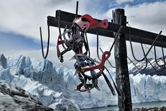 Crampón (Lumley_) Tags: santa argentina trekking lago agua nikon cruz caminar vicente lumley escalar caminata glaciar perito moreno 2009 hielo argentino rubio calafate glaciares d60 crampones crampón