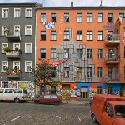 Berlin Karl Marx Alle