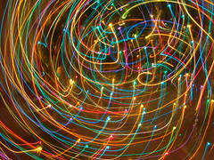 Camera Toss 4 (Christopher.V) Tags: light abstract color sony cameratoss dsc sonycybershot h9 wiredcameratoss