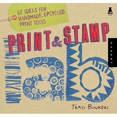 Print and stamp lab by Traci Bunkers