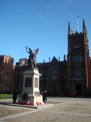 The Annual QUB Act of Remembrance