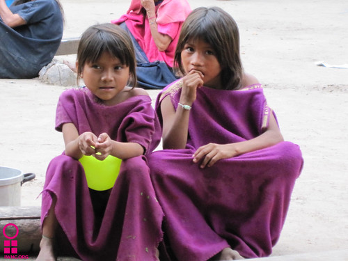 Ashanika children
