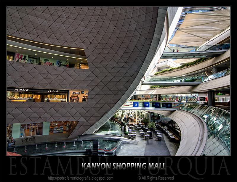 Centro Comercial Kanyon Estambul - 9