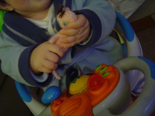 Bebé e bebé Tricotado