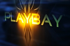 Playbay??? (austrianpsycho) Tags: linz logo laden geschft playbay
