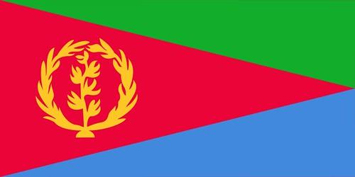africa flag eritrea bandeiras eritreia ኤርትራ ertra iritriya ٳرِتْرِيَّا