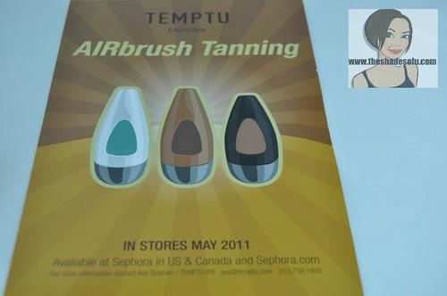 Temptu Airbrush Tanning Summer Skin Kit Review The