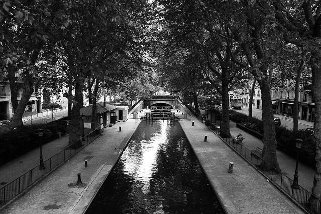Canal St Martin #2