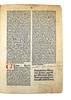 Colophon and ownership inscription in Orbellis, Nicolaus de: Cursus librorum philosophiae naturalis [Aristotelis] secundum viam Scoti