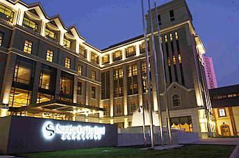サンライズ オン ザ バンド ホテル & リゾーツ 上海