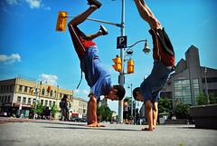 Double Time 2000's (Patrick.Younger.Photography) Tags: summer youth dance downtown break guelph patrick hip hop bboy breaker younger rcr