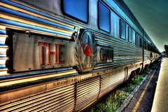 THE GHAN hdr (H@ppyfacE) Tags: wallpaper sky architecture train canon photography photo photos sydney australia trains hdr ghan theghan ozi hdrphotography hdrphotos eos hdrimages hdrpictures hdrwallpaper eos450 450 hppyfaceon