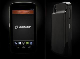 波音公司的智能手机