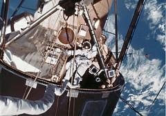 #TBT: Final Crewed Skylab Mission Returns to Earth-- Feb. 8, 1974 (NASA's Marshall Space Flight Center) Tags: nasa nasas marshall space flight center throwback thursday tbt throwbackthursday skylab skylab4 eva
