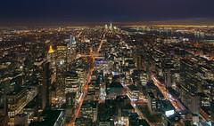 Empire State Building (..Javier Parigini) Tags: usa unitedstates estadosunidos newyork newyorkcity manhattan nyc nuevayork xmasspirit xmas navidad espíritunavideño christmas christmasspirit nikon nikkor d800 1424mm f28 flickr javierparigini empirestatebuilding cityscape skyline